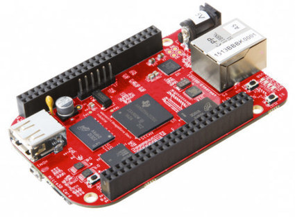 BeagleBone Black Industrial 4G is Red, and Offers an Extended Temperature Range | Embedded Systems News | Scoop.it