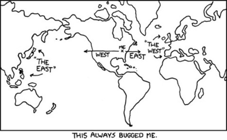 xkcd: Terminology | Geography Education | Scoop.it