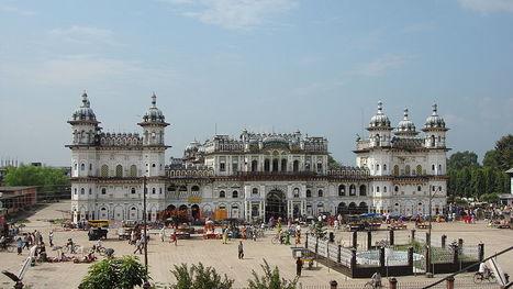 Janaki Mandir in Nepal | Tourism In Nepal | Scoop.it