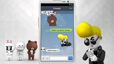 Todos contra WhatsApp: Line sale a bolsa a lo grande para cazar a su rival. Noticias de Tecnología | COMUNICACIONES DIGITALES | Scoop.it