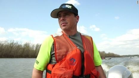 Rivers' garbageman named CNN Hero of the Year | American Watersheds | Scoop.it
