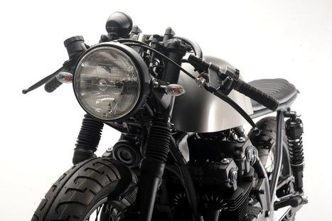 Honda CB750 Cafe Racer | Cafe Racers | Scoop.it