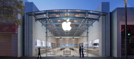 Apple Retail Stores Experiencing Computer Downtime, Personal ... | Apple | Scoop.it
