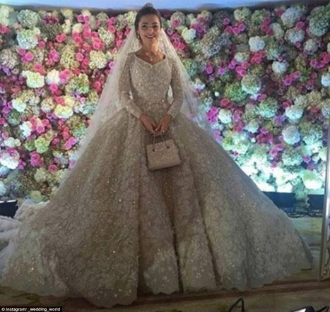 Inside an oligarch's multi-million-pound wedding | Current Events Friday | Scoop.it