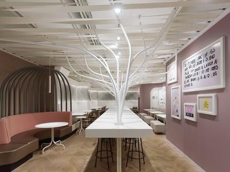 Restaurant Not Guilty - Blogs decoration,...   Décoration: hôtels & restaurants   Scoop.it