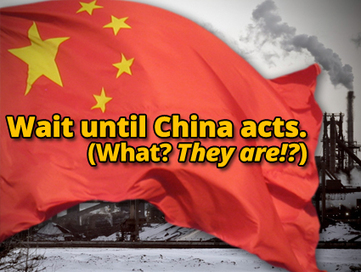 VIDEO: Wait Until China Acts on Climate. What? They Are!?   Sustain Our Earth   Scoop.it