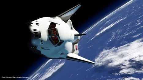 Dream Chaser on track for November 2016 first launch | NewSpace Journal | THE FUTURE AS SEEN BY MICHIO KAKU | Scoop.it