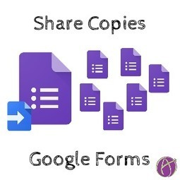 Share a Copy of A Google Form - Teacher Tech | Technology in Today's Classroom | Scoop.it