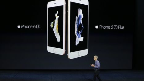 The new iPhone is as fast as a MacBook | Apps for iOS – Highlights | Scoop.it