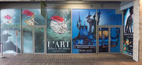 Exposition L'Art dans le jeu vidéo au Musée Art ludique - Paris   Bouche à Oreille   Scoop.it