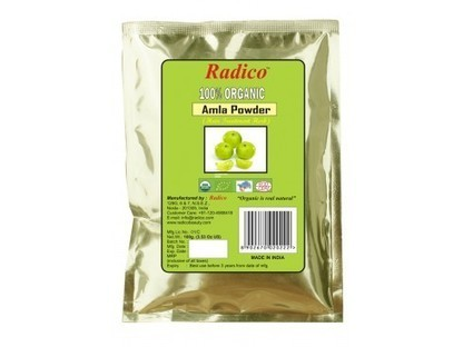 Buy Certified Organic Amla Powder Products | Herbal and Natural Hair Color | Scoop.it