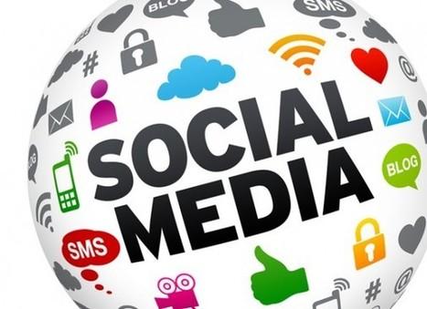Social media: alle ideale afmetingen op een rij [infographic]   Contentstrategie   Scoop.it