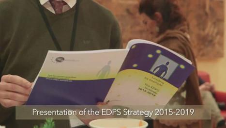 EDPS: Strategy 2015-2019 | EU ICT | Scoop.it