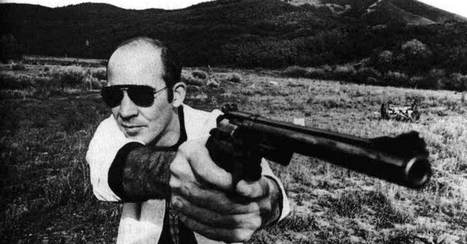 A Letter from Hunter S. Thompson that Changed My Life | Wisdom 1.0 | Scoop.it