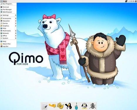 Configura una PC para niños con Qimo y dale un uso a tu vieja PC | educacion-y-ntic | Scoop.it