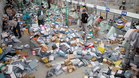 China Is About to Take America's Online-Shopping Crown | Chinky | Scoop.it
