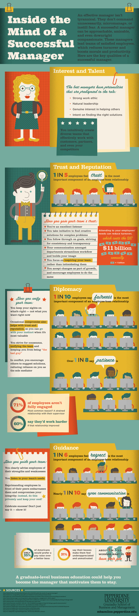 (Infographic) What Makes a Successful Manager? | A New Society, a new education! | Scoop.it