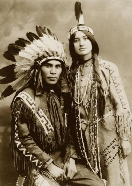 Tweet from @History_Pics | ojibwe indians | Scoop.it