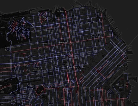 Mapping the Sexism of Street Names in Major Cities | AP Human GeographyNRHS | Scoop.it