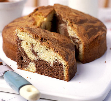 Chocolate marble cake | Cakes & Bakes | Scoop.it