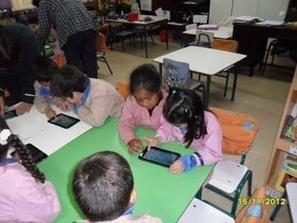 """Revista Educación 3.0, tecnología y educación: recursos educativos para el aula digital » """"La tableta es una herramienta atractiva y adecuada en Educación Infantil""""   Material Educativo para Escuelas Secundarias   Scoop.it"""