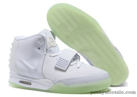 Nike Air Yeezy 2 All White [Air-Yeezy-2-10] - $89.99 : | Cheap air yeezy for sale online | Scoop.it