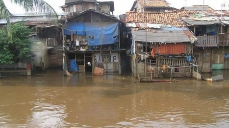 Het water staat de inwoners van Jakarta tot de lippen   Aardrijkskunde   Scoop.it