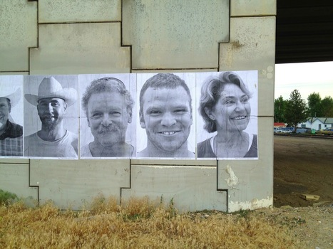 Public art display puts Longmont on global map - Longmont Daily Times-Call | INSIDE OUT Project | Scoop.it