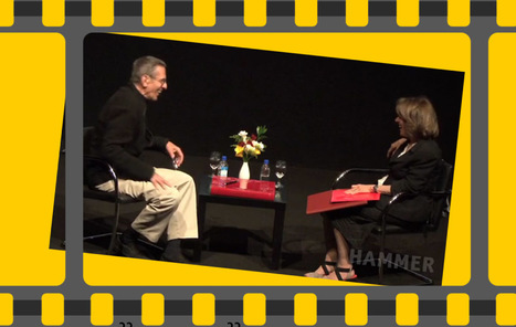 Red Book Dialogues: Leonard Nimoy & Beverley Zabriskie - Hammer Museum | Videos, Podcasts | Scoop.it