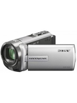 Sony DCR-SX45E Camcorder (Silver) - Shop and Buy Online at Best prices in India. | Online Camera Shopping in India | Price | Shopping | Scoop.it