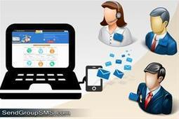 Broadcast multiple text messages using DRPU Bulk SMS Software | How to connect Android Mobile Phone to your Laptop for sending free SMS | Scoop.it