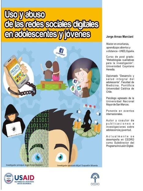 Uso y abuso de las redes sociales digitales en adolescentes y jóvenes #rrss y #educación | Profes mode ON | Scoop.it