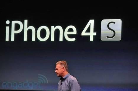 Apple : 47 millions d'iPhone écoulés...dont 20 millions d'iPhone 4S ? - Génération NT | Android, Iphone : Smartphone, téléphonie mobile et tablettes | Scoop.it