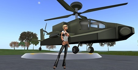US Marine Corp may bring down Second Life over copyright issue? - sort of | Pervasive Entertainment Times | Scoop.it