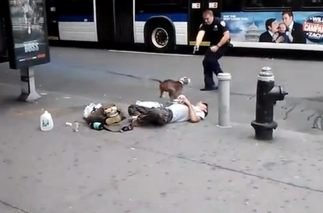 Video: Cop Shoots Dog In East Village | New York City Chronicles | Scoop.it