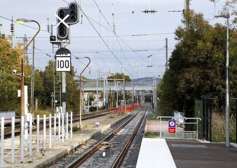 Marseille et Aubagne se rapprochent à grand train | Marseille ma Belle | Scoop.it