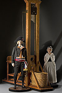 7 mars 1792 le docteur Louis présente la guillotine | Racines de l'Art | Scoop.it