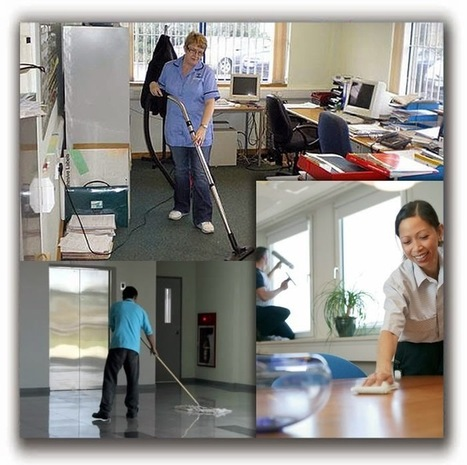 Benefits of Hiring Commercial Office Cleaners | Office Cleaning Company - Bioffice Pty Ltd Perth | Scoop.it