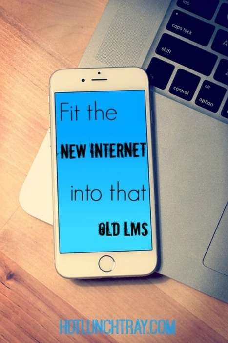 Fitting the New Internet into that Old LMS | Hot Lunch Tray | VirtualLibrarySchool | Scoop.it