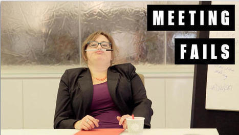 How You Really Sound In Meetings | Emerging Media (while dreaming of Paris!) | Scoop.it