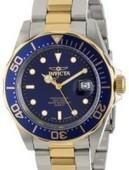 Invicta Mako Swiss Pro Diver Men's watch | Seiko Velatura Chronograph | Scoop.it