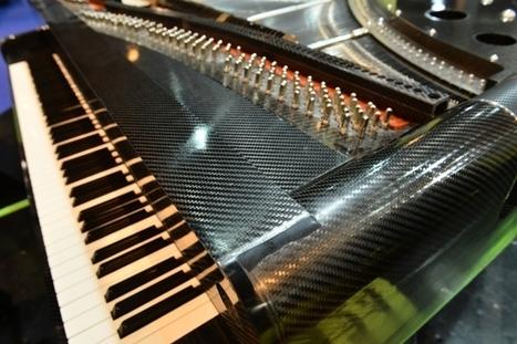 Jec Composites : trois innovations insolites à ne pas manquer | Fab Lab à l'université | Scoop.it