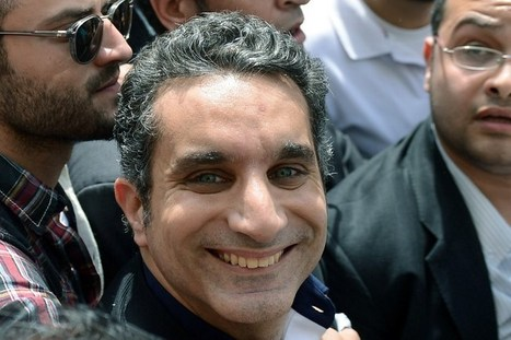 Bassem bailed: Egyptian satirist released | Égypt-actus | Scoop.it