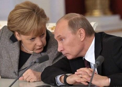 In the midst of Russian Syria successes, Merkel concedes Crimea | Global politics | Scoop.it