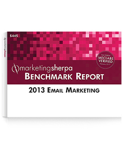 2013 Email Marketing Benchmark Report Download | MECLABS Training Group | Email Marketing | Scoop.it