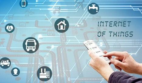How the Internet of Things, will Revolutionize your Business? | Big and Open Data, FabLab, Internet of things | Scoop.it