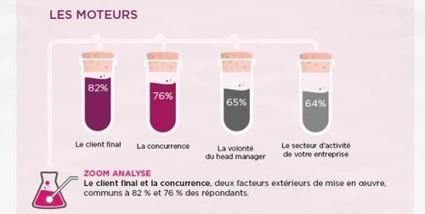 Infographie : où en sont nos entreprises avec le digital ? – Entreprendre.fr   Passer au plurimédia dans les entreprises et collectivités locales   Scoop.it