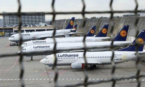 Lufthansa cancels 1,700 flights as pilots' strike continue | PSLabor:  Your Union Free Advantage | Scoop.it