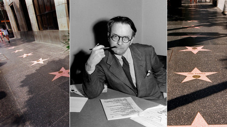Raymond Chandler to get a star on the Hollywood Walk of Fame | Biblio | Scoop.it
