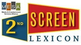 the intersection: Speaking a common Second Screen Language - Launching the 2nd Screen Lexicon | second screen | Scoop.it